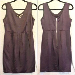 Simply Vera by Vera Wang purple dress